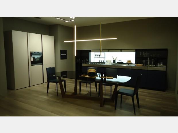 Cucina lineare Euromobil Sei