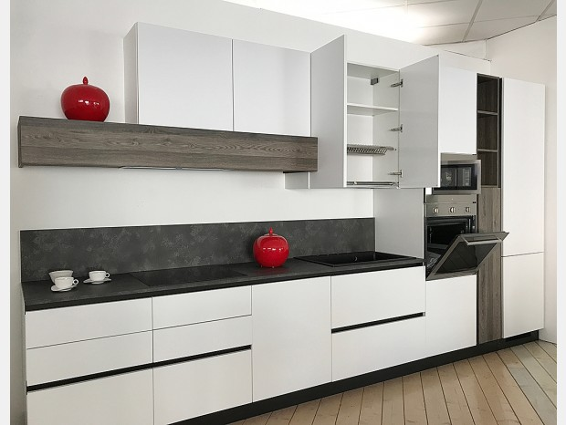 Cucina lineare Home Cucine Genesi