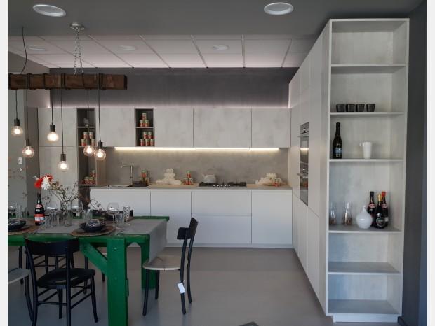 Cucina angolare Ar-Tre FLY-EVO ARTIC