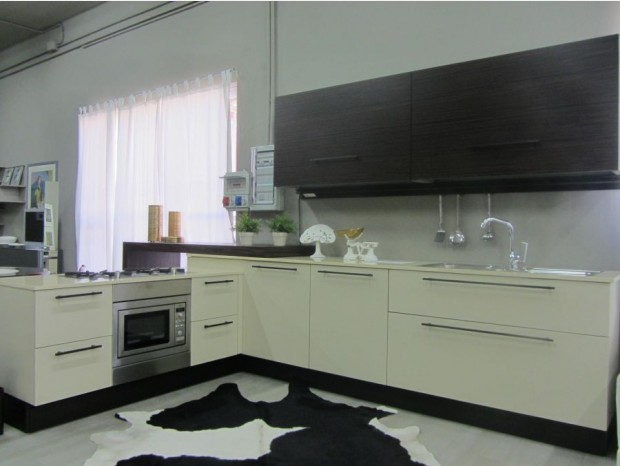 Cucina angolare Dada Vela