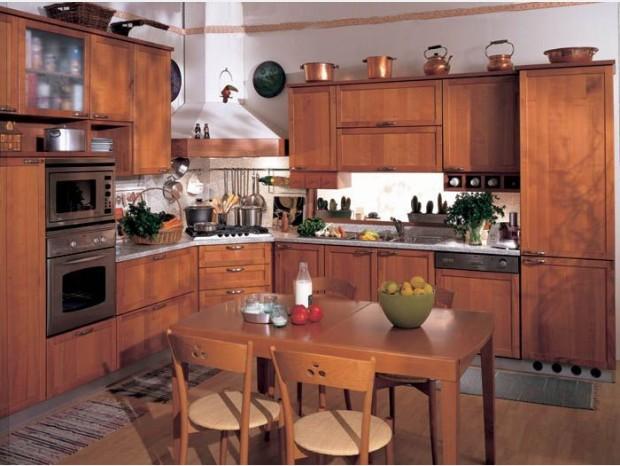 Salcom cucine abete idee creative di interni e mobili - Cucine cesano maderno ...