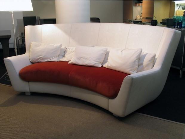 Divano Curvo Prezzo : Divano curvo design. cool poltrona divano curvo anni design ezio