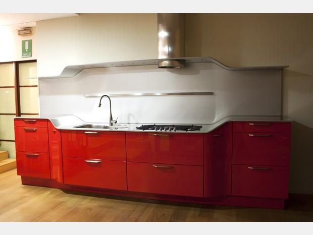 Cucina lineare Snaidero Venus